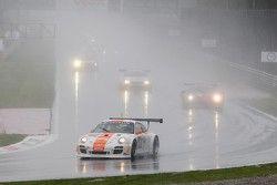 #11 Ruffier Racing Porsche 997 GT3 R: Jean-Claude Lagniez, Gabriele Abergel, Xavier Pompidou