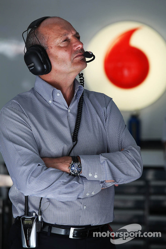 Ron Dennis, McLaren Mercedes Executive Chairman