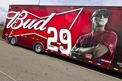 Le camion de Kevin Harvick