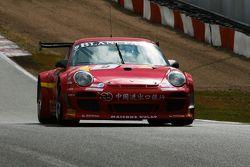 #9 Exim Bank Team China Porsche 911 GT3R: Matt Halliday, Mike Parisy