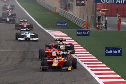 Фабио Ляймер. Бахрейн, субботняя гонка.