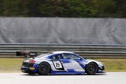 #15 Sainteloc Racing Audi R8 LMS: Jerome Demay, Dino Lunardi