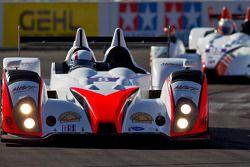 #8 Merchant Services Racing Oreca FLM09: Kyle Marcelli, Antonio Downs