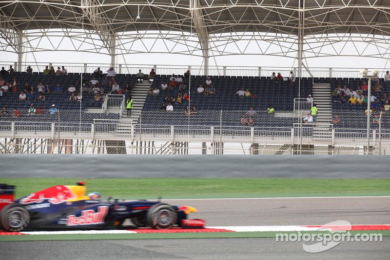 2012 - جائزة البحرين الكبرى سيباستيان فيتيل، ريد بُل