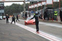 #9 Exim Bank Team China Porsche 911 GT3 R: Mike Parisy, Matt Halliday