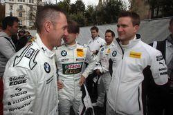 Дирк Вернер. Презентация сезона DTM, особое событие.