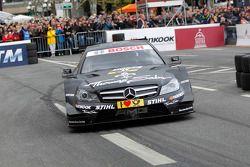 Гэри Паффет. Презентация сезона DTM, особое событие.