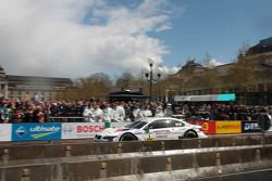 Мартин Томчик. Презентация сезона DTM, особое событие.