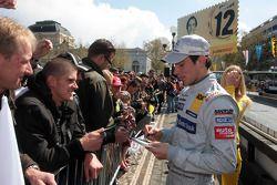 Кристиан Фиторис. Презентация сезона DTM, особое событие.