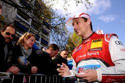 Филипе Альбукерк. Презентация сезона DTM, особое событие.