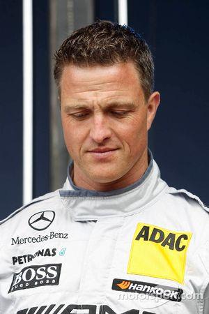 Ralf Schumacher, HWA AMG Mercedes C-Coupe