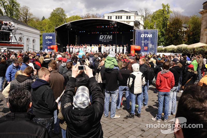 DTM Drivers