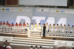 DTM is ready to roll