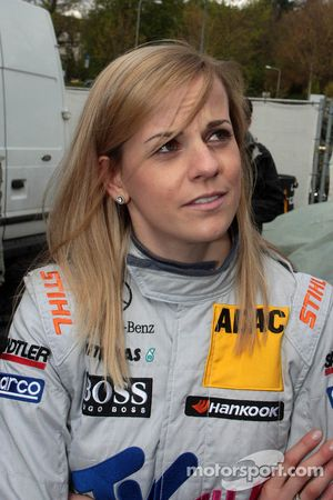 Susie Stoddart, Persson Motorsport AMG Mercedes C-Coupe