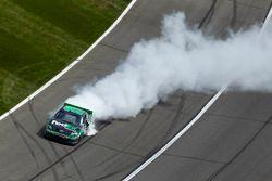 Race winnaar Denny Hamlin, Joe Gibbs Racing Toyota
