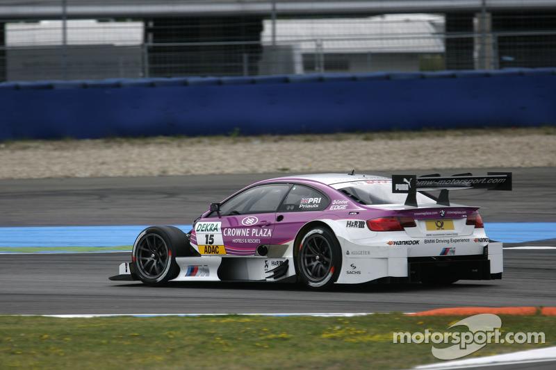 2012: Andy Priaulx (BMW) in Hockenheim