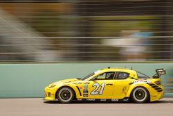 #21 M2 Autosport Mazda RX-8: Sebastian Martinez, Julian Martinez, Mario Monroy