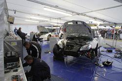 Sébastien Ogier et Julien Ingrassia, Skoda Fabia S2000, Volkswagen Motorsport