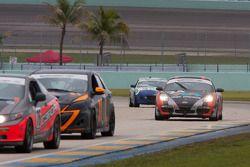 #24 Autometrics Motorsports Boxster: Cory Friedman, Mac McGehee