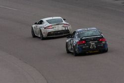 #71 Multimatic Motorsports Aston Martin Vantage: Patrick Dempsey, Tonis Kasemets; #45 Fall-Line Moto