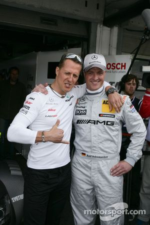 Michael Schumacher, Ralf Schumacher