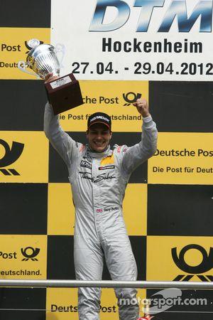 Winnaar Gary Paffett, Team HWA AMG Mercedes, AMG Mercedes C-Coupe