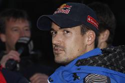 Daniel Sordo and Carlos Del Barrio, Ford Fiesta RS WRC, Ford World Rally Team