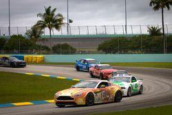 #140 Automatic Racing Aston Martin Vantage: Tim Fox, Kris Wilson