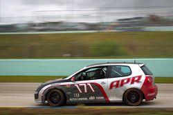 #171 APR Motorsport Volkswagen GTI: Aleks Altberg, Ian Baas