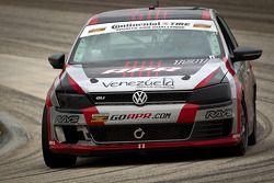 #191 APR Motorsport Volkswagen Jetta: Daniel La Riva, Christian Perez