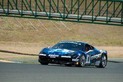 #10 Ferrari of Houston 458CS: Chuck Toups