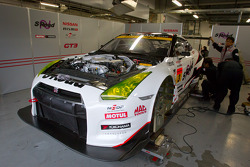 #3 NDDP Racing Nissan GT-R Nismo GT3