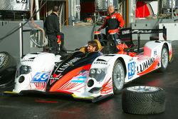 #49 Pecom Racing Oreca 03-Nissan: Luis Perez Companc, Pierre Kaffer, Soheil Ayari