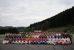 WEC rijders - Spa 2012