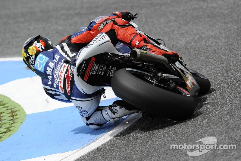 Jorge Lorenzo, Yamaha Factory Racing at Australian GP