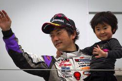2. GT300: Hiroki Katoh