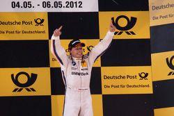 Winnaar Bruno Spengler, BMW Team Schnitzer BMW M3 DTM