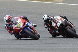 Джеймс Эллисон и Микеле Пирро. ГП Португалии, воскресная гонка.