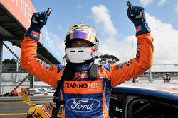 Race winner Will Davison