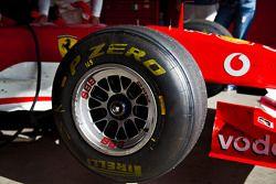 Pirelli P Zero on the F1 Clienti 2012