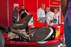 F1 Clienti 2012 exposed engine