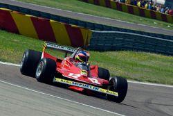 Jacques Villeneuve, babası'in 312 T4