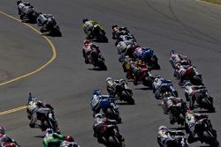 SuperSport Race #2 Restart