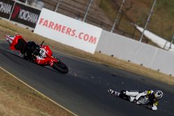 David Gaviria crash kwaificaties
