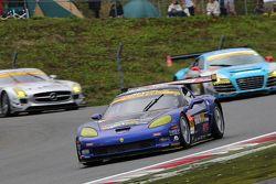 #360 Tomei Sports Callaway Corvette Z06R GT3: Atsushi Tanaka, Takuya Shirasaka