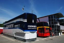 Cosworth motorhome