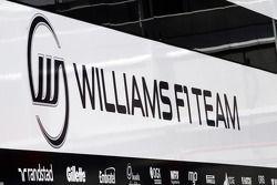 Williams team tırı ve logo