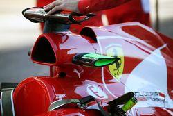 Detail Airbox Ferrari F2012