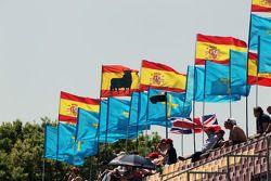 ГП Испании, Вторая пятничная тренировка.