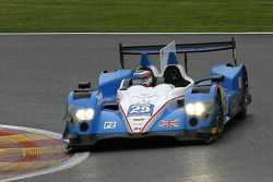 #25 ADR-Delta Oreca 03 Nissan: John Martin, Robbie Kerr, Tor Graves